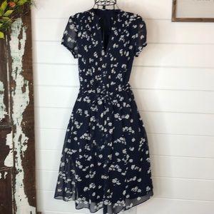 MSK garden dress
